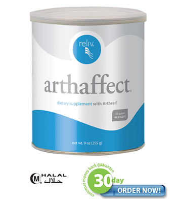 Arthaffect - Get You Moving With Healthy Joints