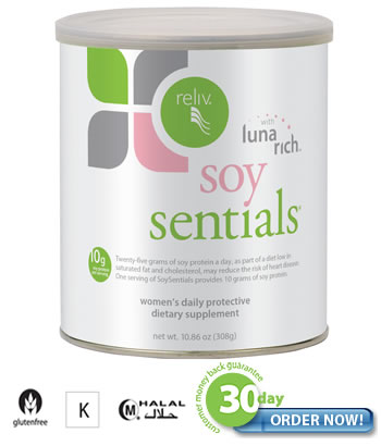 Women's Nutrition: SoySentials