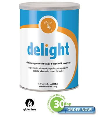 Reliv Delight for Milk Substitute