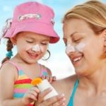 Sunscreen for Beauty Skin Protection
