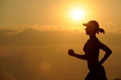 running in to sunrise - trans-fats are bad