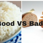 Do not take the bad with the good: two types of carbs