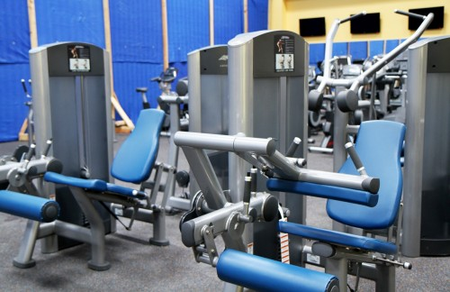 Specialized gym equipment