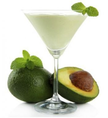 Avocado nutrient booster