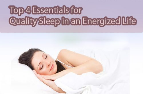 Essentials for Quality Sleep