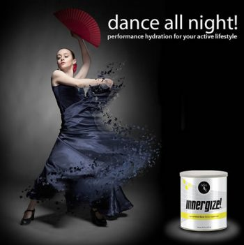 Reliv Innergize can let you energitically dance whole day!