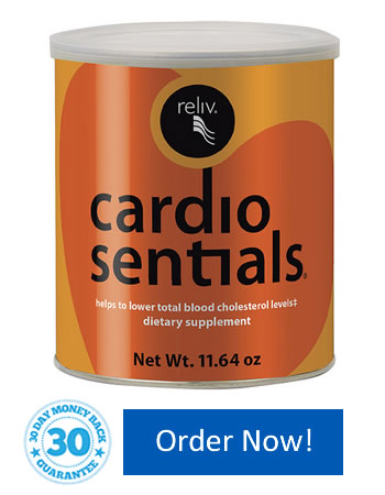 Reliv Heart Health: CardioSentials
