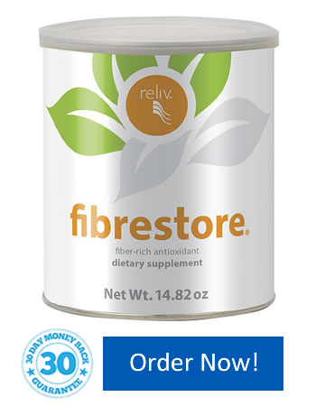 Reliv FibRestore - for Digestive Health and for Weight Loss and Heart Health