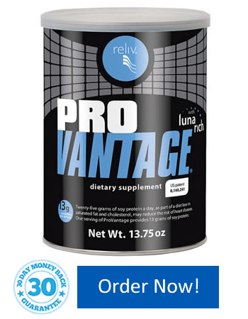 Performance Nutrition: Reliv ProVantage