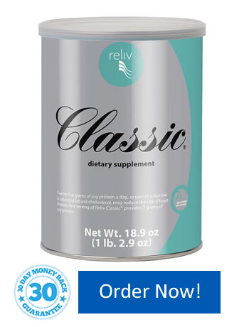 Reliv Classic - Your Essential Nutrition