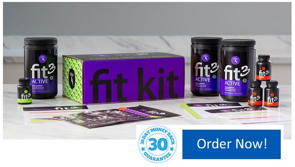 Fit Kit - fitness and weight loss solution