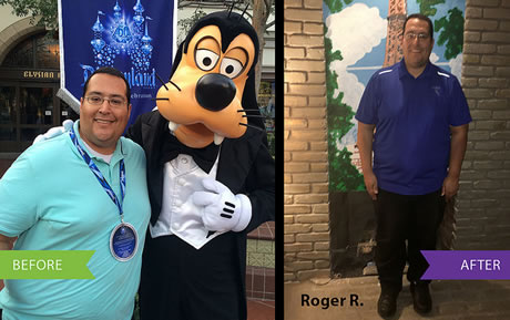 Reliv Fit3 transformation for Roger Rodriguez
