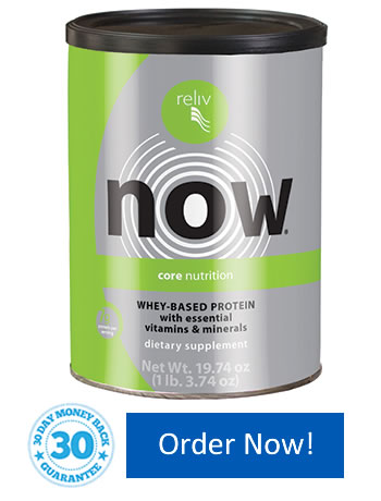 Order Reliv Now with Whey