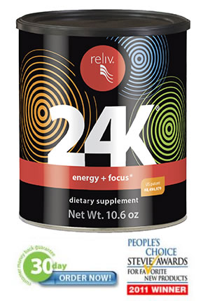 24k - a healthy energy drink