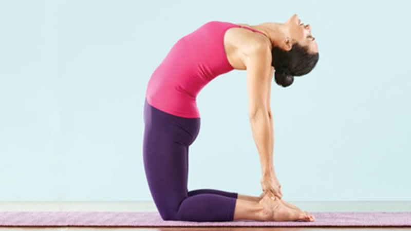 Best Yoga Fatigue Pose