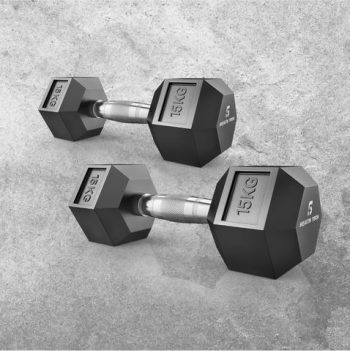 Dumbbells by SF HealthTech