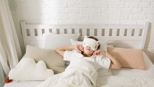 Bedroom Sleep Environment